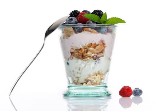 Curb Your Sugar Craving With A Greek Yogurt Parfait