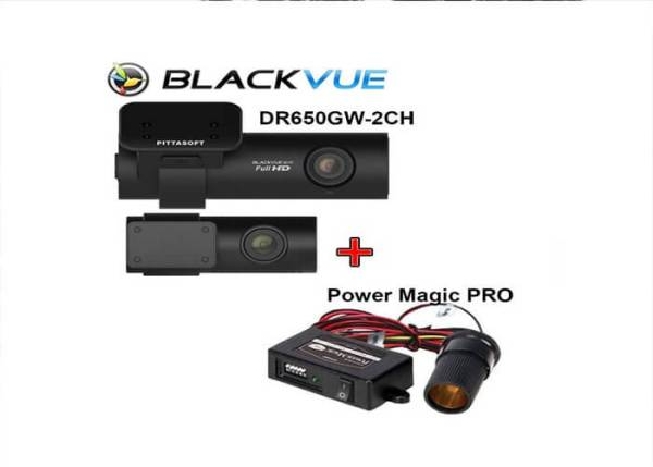 Dash Camera Review: BlackVue DR650GW-2CH
