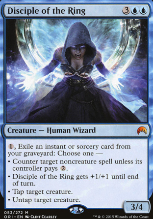 Disciple of the Ring in Magic Origins