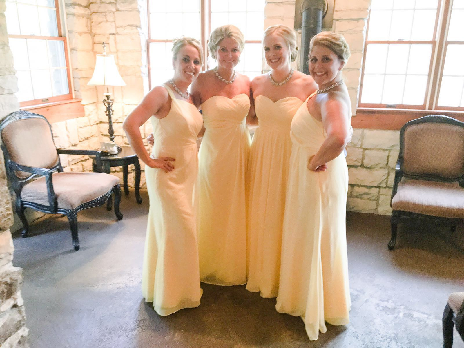 Fullsize Of Orange Bridesmaid Dresses