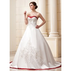 Small Crop Of Ball Gown Wedding Dress