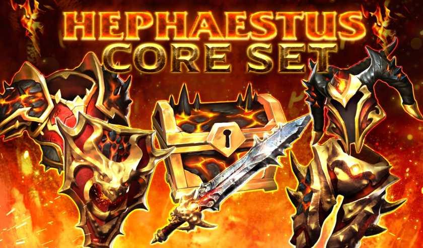 Hephaestus Core Set