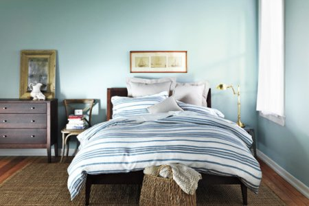 5 decorating ideas for bedrooms real simple