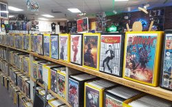 Small Of Comic Book Shelves