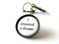 Small Of Dreamed Or Dreamt
