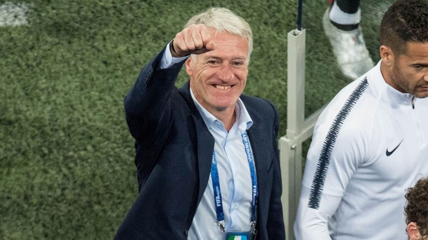 How to scrap Didier Deschamps email     Hacker Noon Didier Deschamps celebrating his team victory in 2018 WC semi final           Source  France Bleu