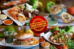 Dashing But One Big Problem That Every Customer Faces Is What To Say How Todeal Shahi Paratha Rolls Anu Bhargava Medium Delivery Executive When You Order Food Such Badwear Order At Odd Times