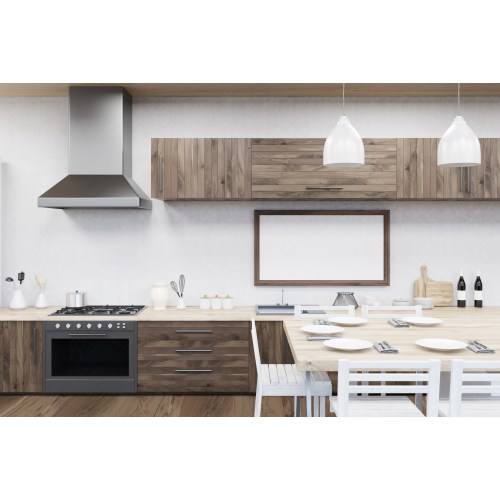 Medium Crop Of One Wall Kitchen