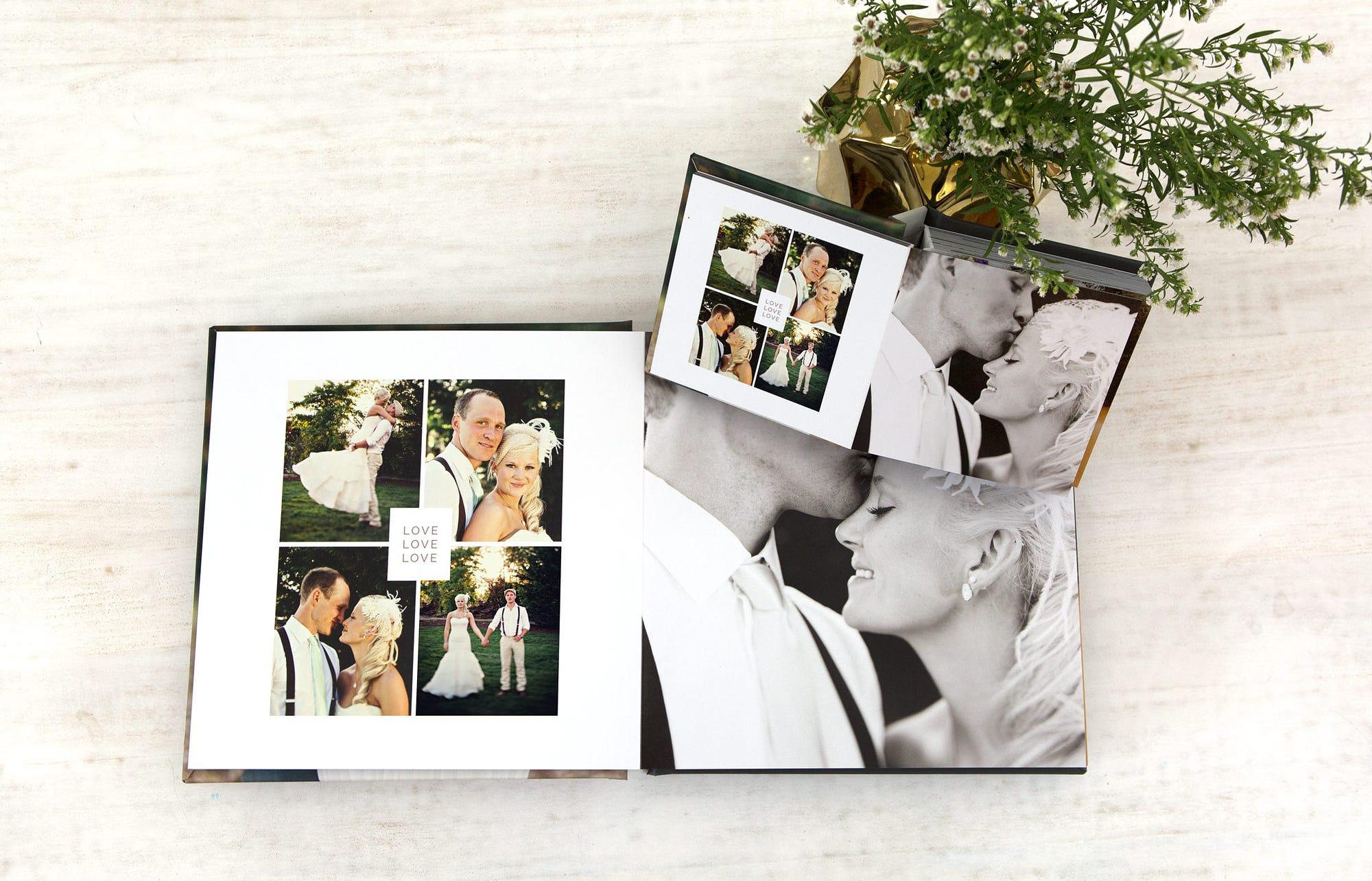 Fullsize Of Wedding Photo Albums