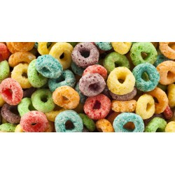 Small Crop Of Fruit Loop Donut