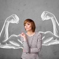 Cum crestem femei puternice