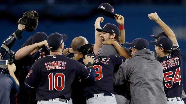 Image result for Indians world series