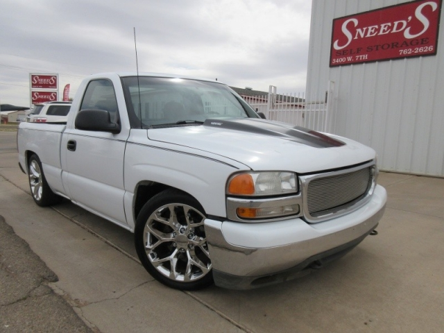 2000 GMC New Sierra 1500 Reg Cab 119 0 WB SLE   Inventory   Sneed s     2000 GMC New Sierra 1500