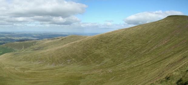 Parque Nacional de Brecon Beacons, Gales