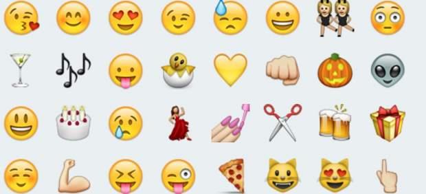 Emoticonos de WhatsApp
