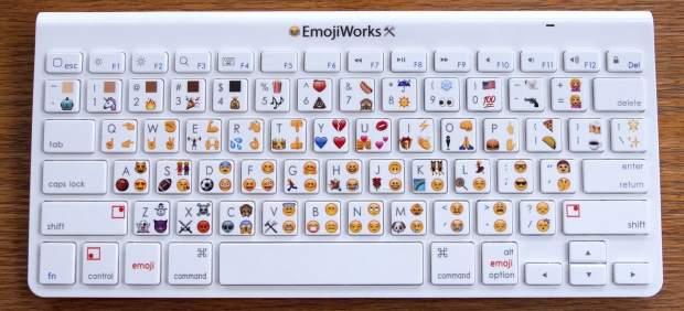 Nuevo teclado con emojis