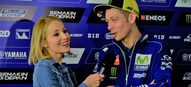 Rossi y Déborah Serendipity