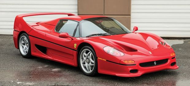 El Ferrari de Mike Tyson puede ser tuyo