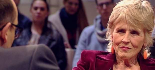 Mercedes Milá en el 'Chester' de Risto Mejide