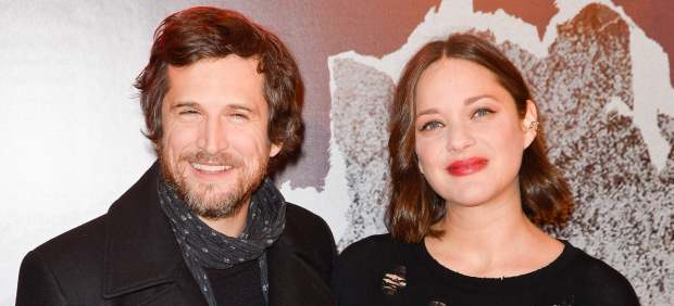 Marione Cotillard y Guillaume Canet