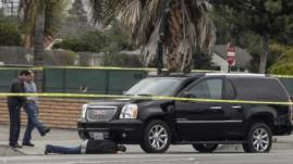 4 dead in California shooting spree