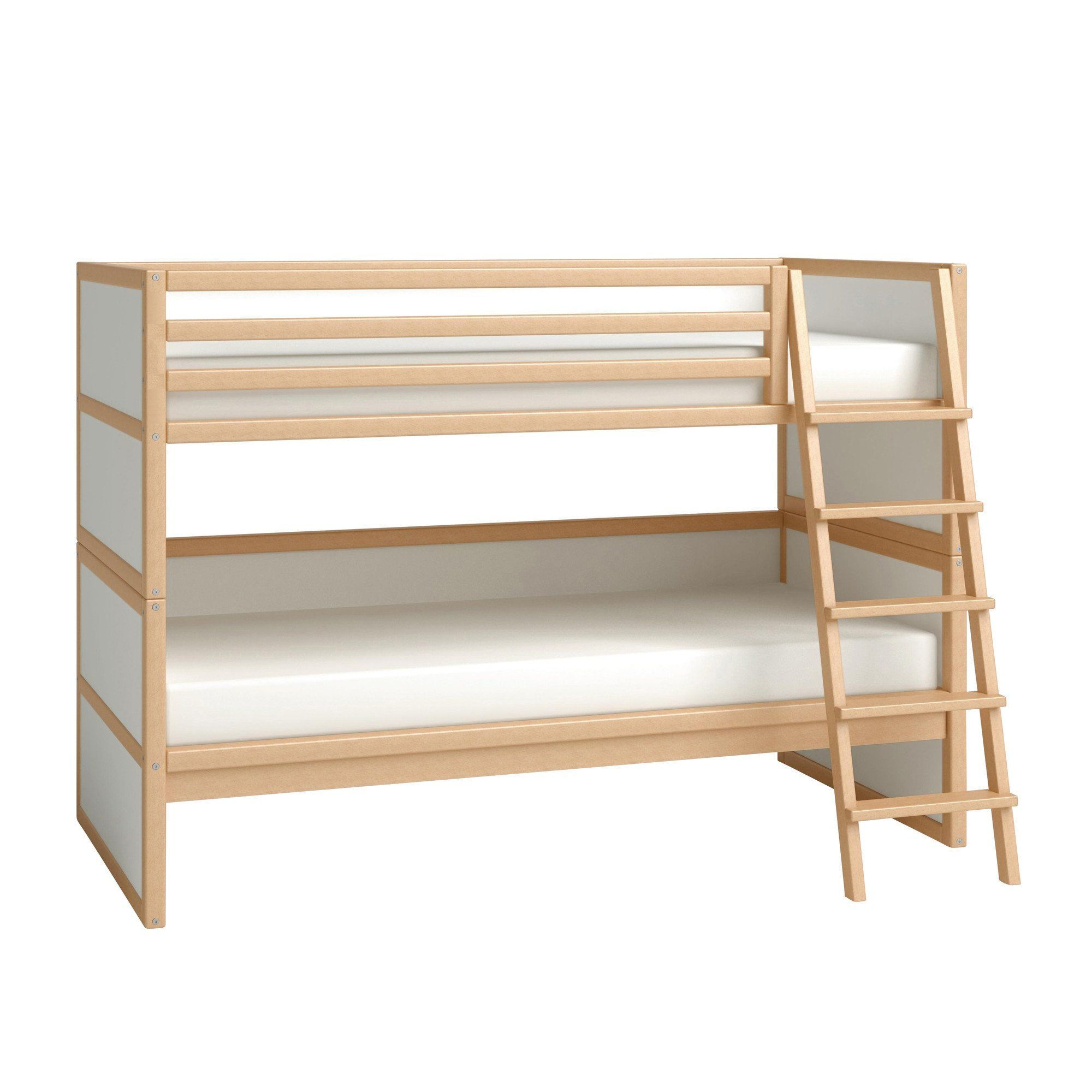Lovely Fltotto Fltotto Profilsystem Bunk Bed Fltotto Profilsystem Bunk Bed Ambientedirect Bunk Bed Ladder Diy Bunk Bed Ladder Hooks houzz-02 Bunk Bed Ladder