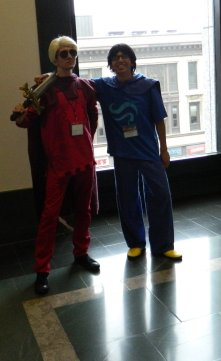 Anime Boston 2013 - Cosplay - Homestuck 001