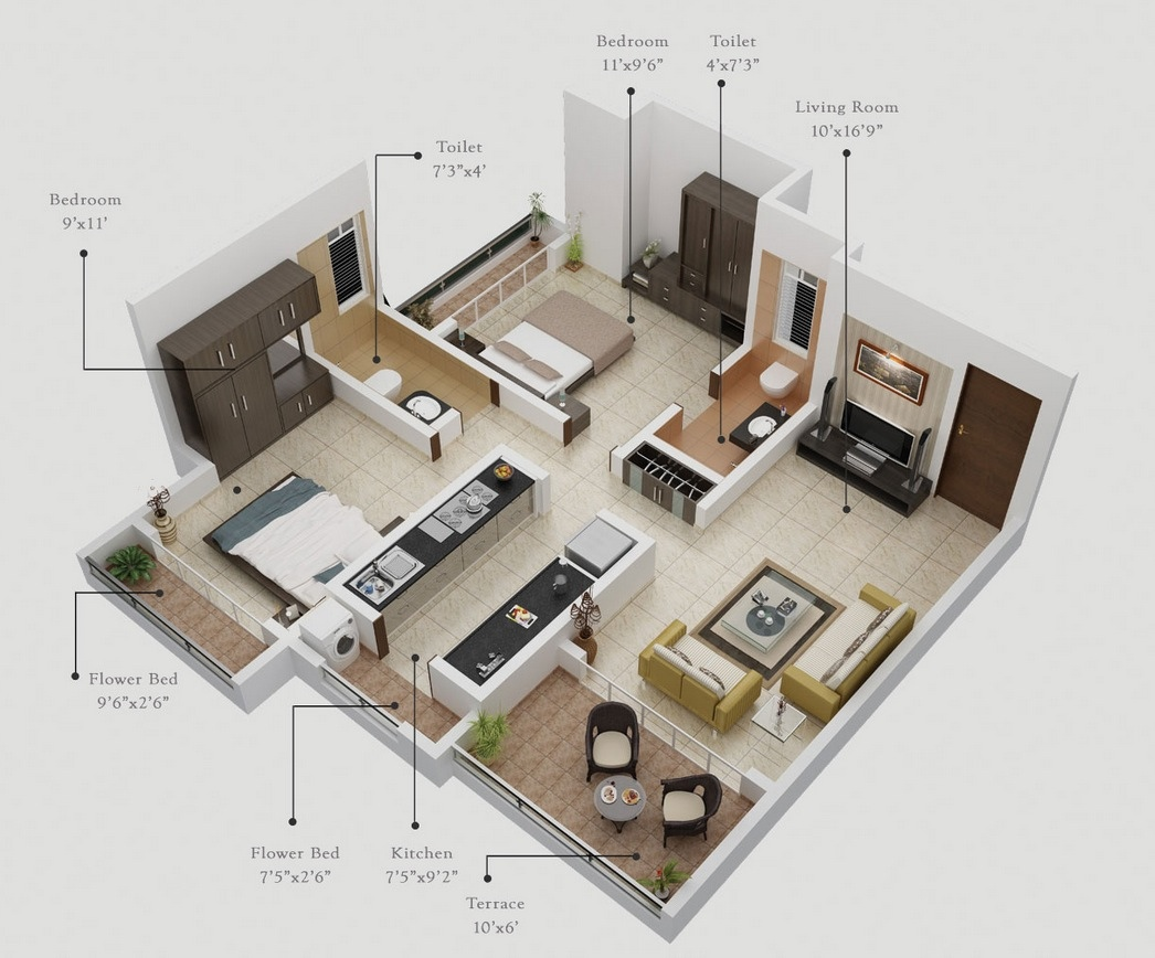 Fetching 7 Two Bedroom Patios One Bedroom Apartment Plans One Bedroom Apartment Plano Texas apartment One Bedroom Apartment Plan