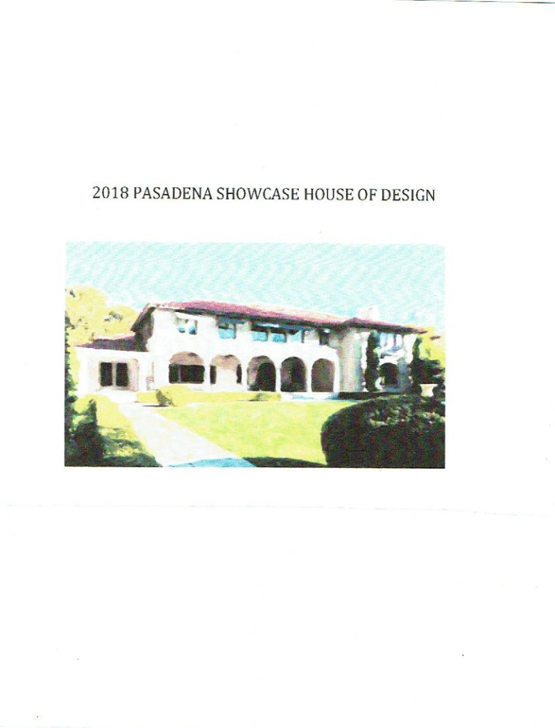 Large Of Pasadena Showcase House