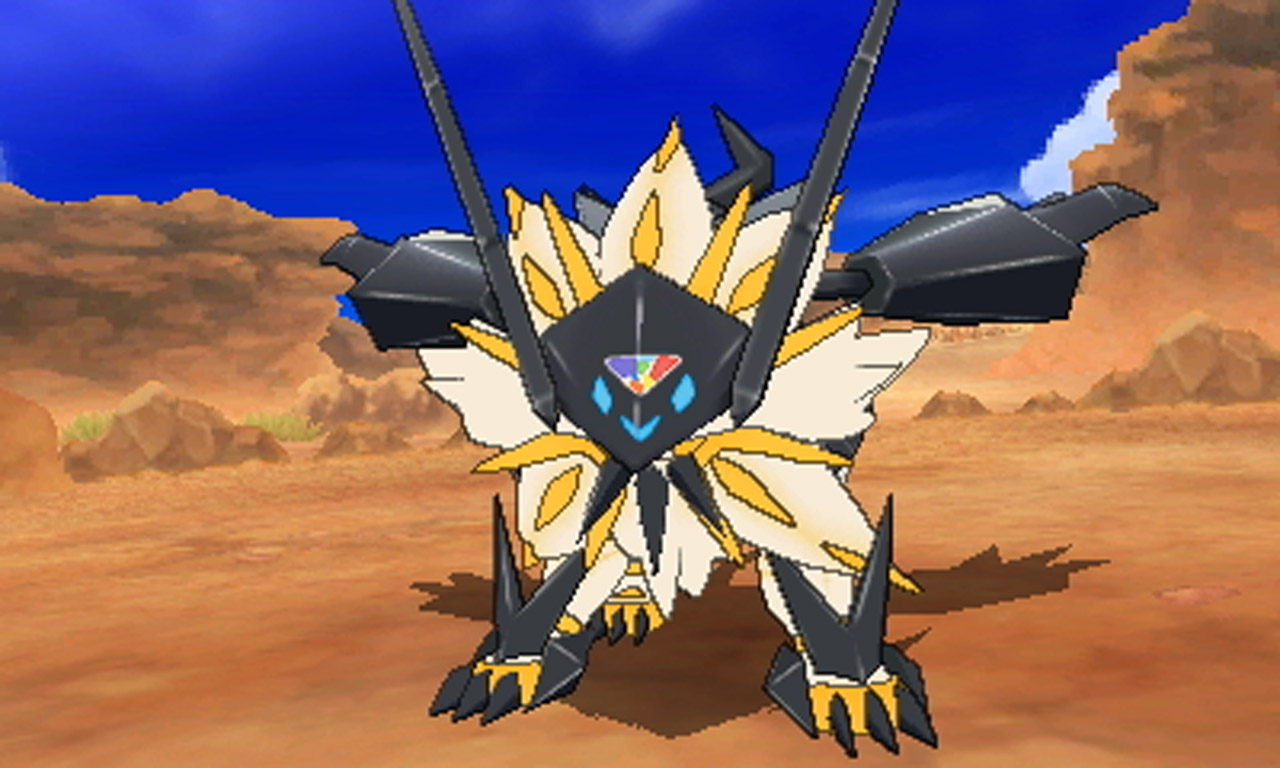 Pok    mon Ultra Sun and Ultra Moon are the near instant remakes we     Enlarge   New stories  like the one involving the Pok    mon absorbing  Necrozma  arrive very late in these new versions