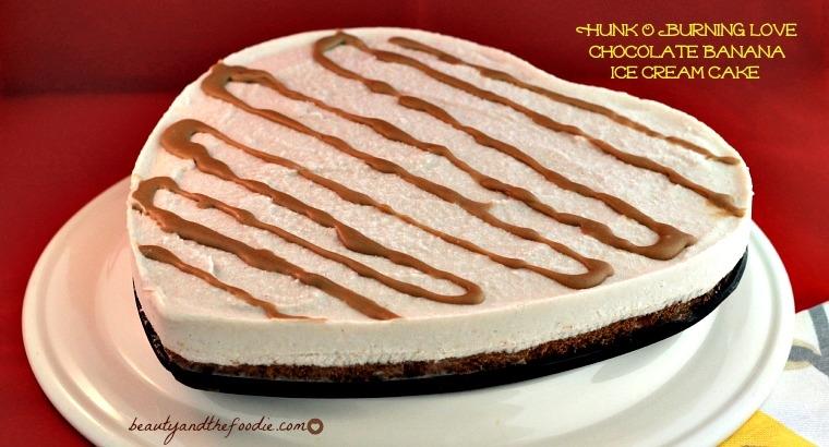 Paleo Cake and Ice Cream