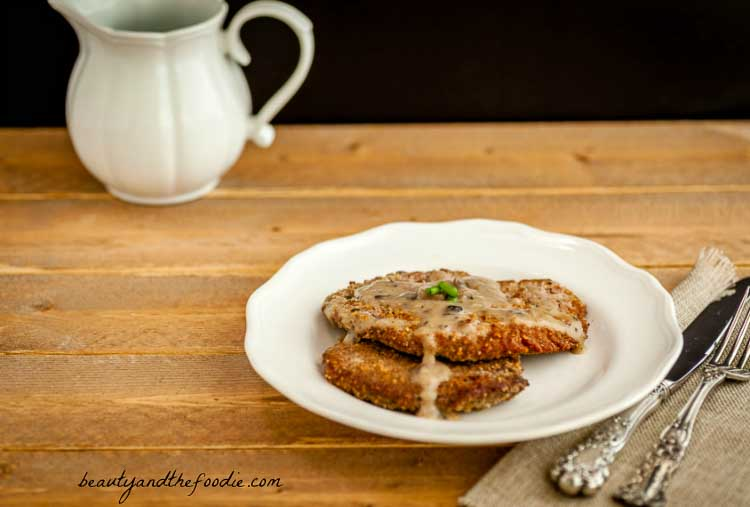 Paleo Gluten-Free Breading and Gravy Mix