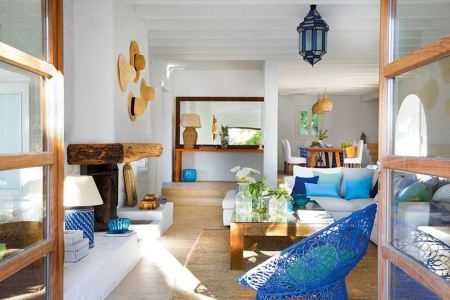 mediterranean style living room design the greeks favor white color