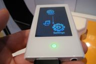 Samsung YP-P2 hands on! - Image 4 of 8