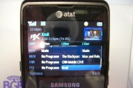 AT&T Media FLO: LG Vu, Samsung Access - Image 1 of 4