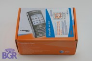 AT&T BlackBerry 8110 Unboxing - Image 1 of 10