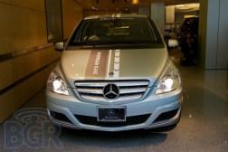 Mercedes Benz CEO Apple Car