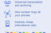 Google Voice for iPhone - Image 1 of 8