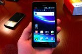 Samsung Infuse 4G hands-on - Image 4 of 6