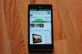 AT&T Samsung Infuse 4G Review - Image 10 of 10