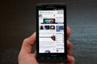 Motorola DROID X2 review - Image 1 of 8