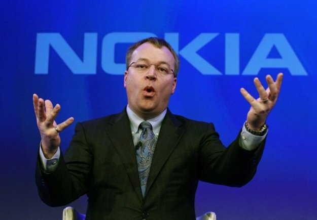 Nokia Elop Bonus Scandal