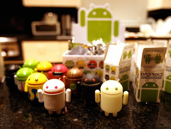 Google Android Fragmentation Problems