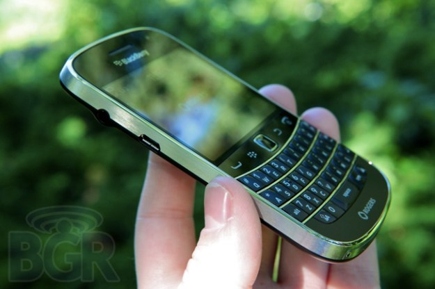 Why Is BlackBerry Bringing Back The Bold 9900