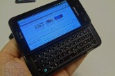 Samsung Captivate Glide hands-on - Image 6 of 7