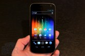 Samsung Galaxy Nexus hands-on - Image 4 of 7