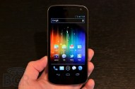 Samsung Galaxy Nexus hands-on - Image 4 of 7