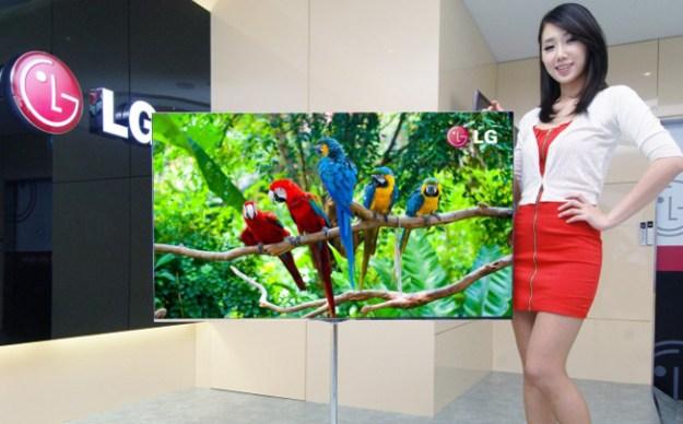 LG OLED TV Preorders