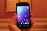 Galaxy Nexus for Sprint hands-on - Image 4 of 8