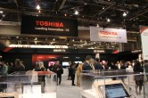 Toshiba CES 2012 booth tour - Image 9 of 14